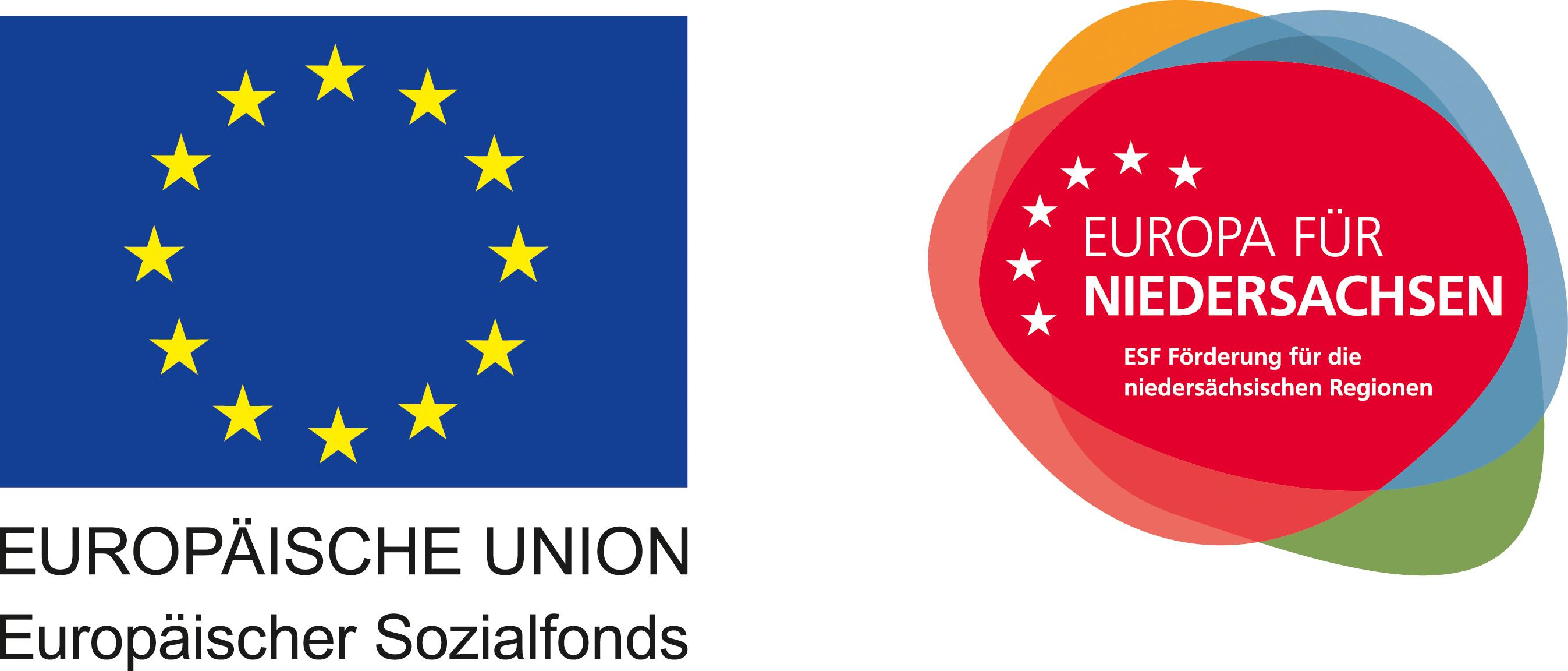 Europa für Niedersachsen: ESF Förderung für die Niedersächsischen Regionen